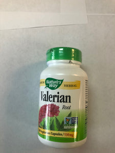 Nature's Way Valerian Root 180 Vg Capsules