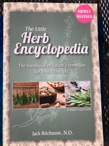 The Little Herb Encyclopedia