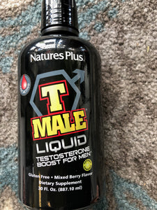 Nature's Plus T-Male Testosterone Boost for Men