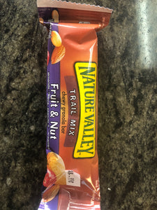 Nature Valley Fruit and Nut Bar