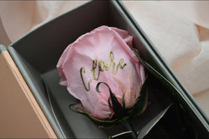 Personalised Forever Rose