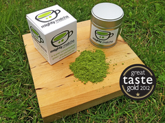 Mighty Matcha Gold Award