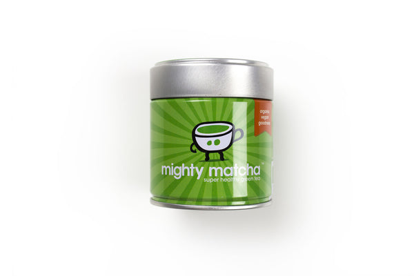 Mighty Matcha Super Healthy Green Tea