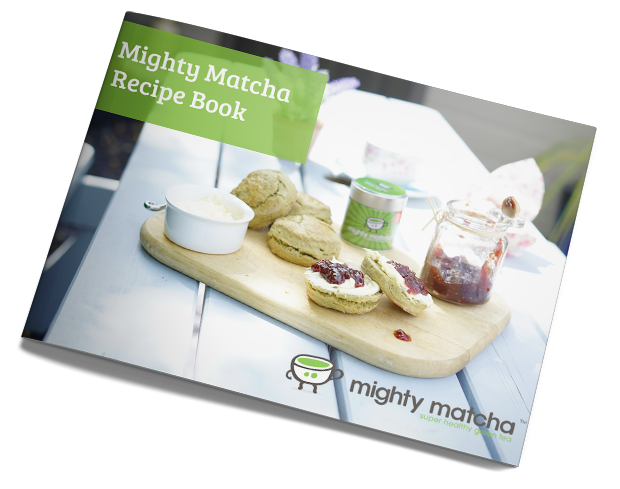 Mighty Matcha eBook