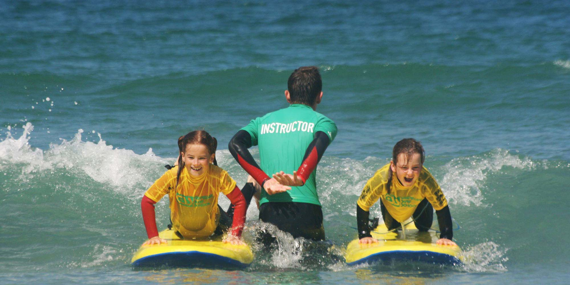 Contact the Guernsey surf school today, we look forward to hearing from you.