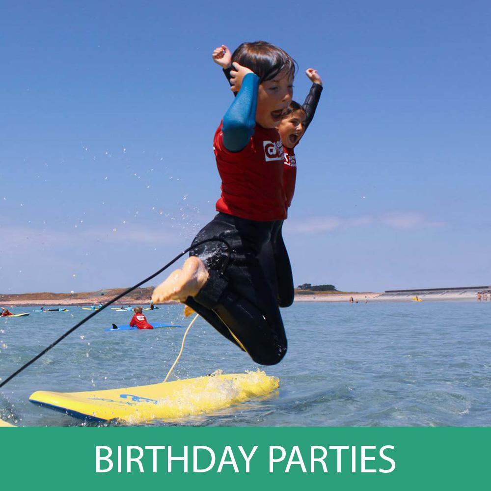 Lesson - Birthday Party Booking - - Lesson Booking