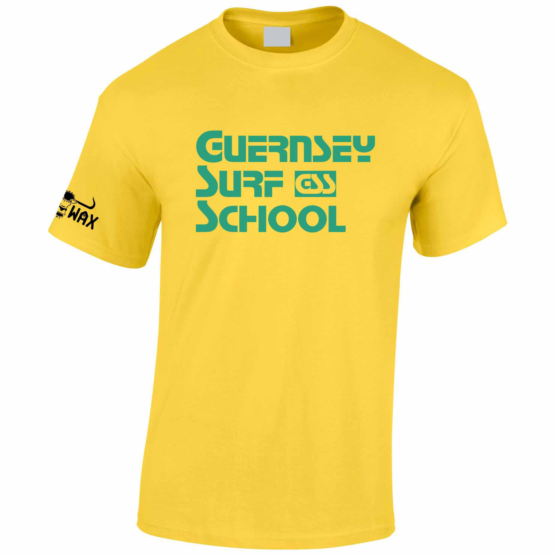 Adults T-Shirt GSS Block