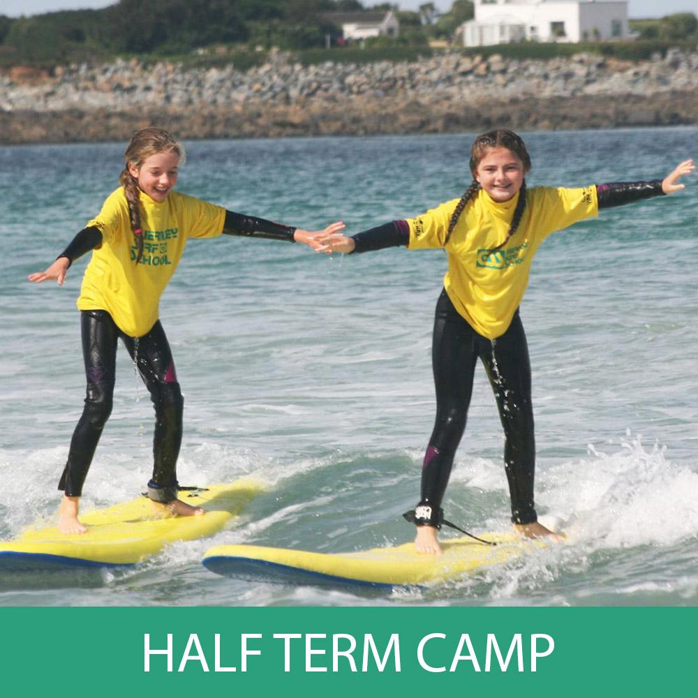Lesson - Half Term Camp Booking