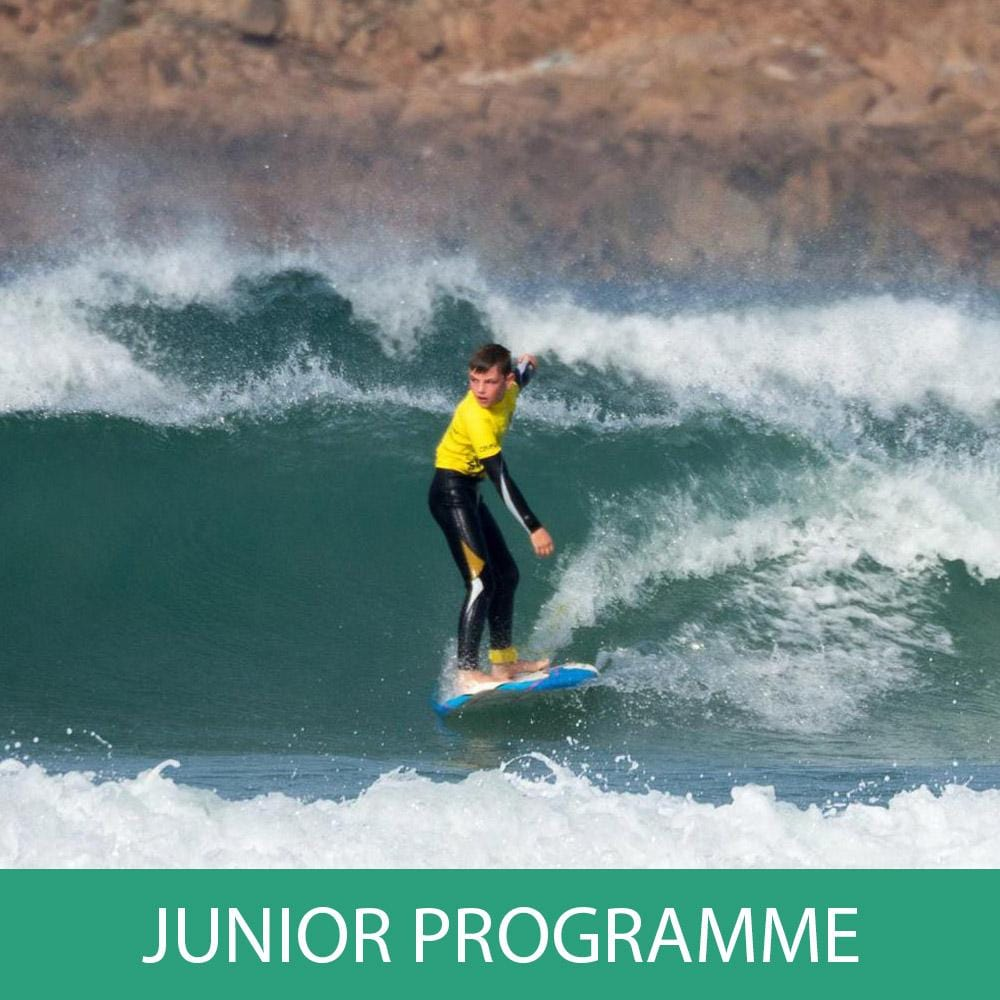 Lesson - Junior Programme Booking