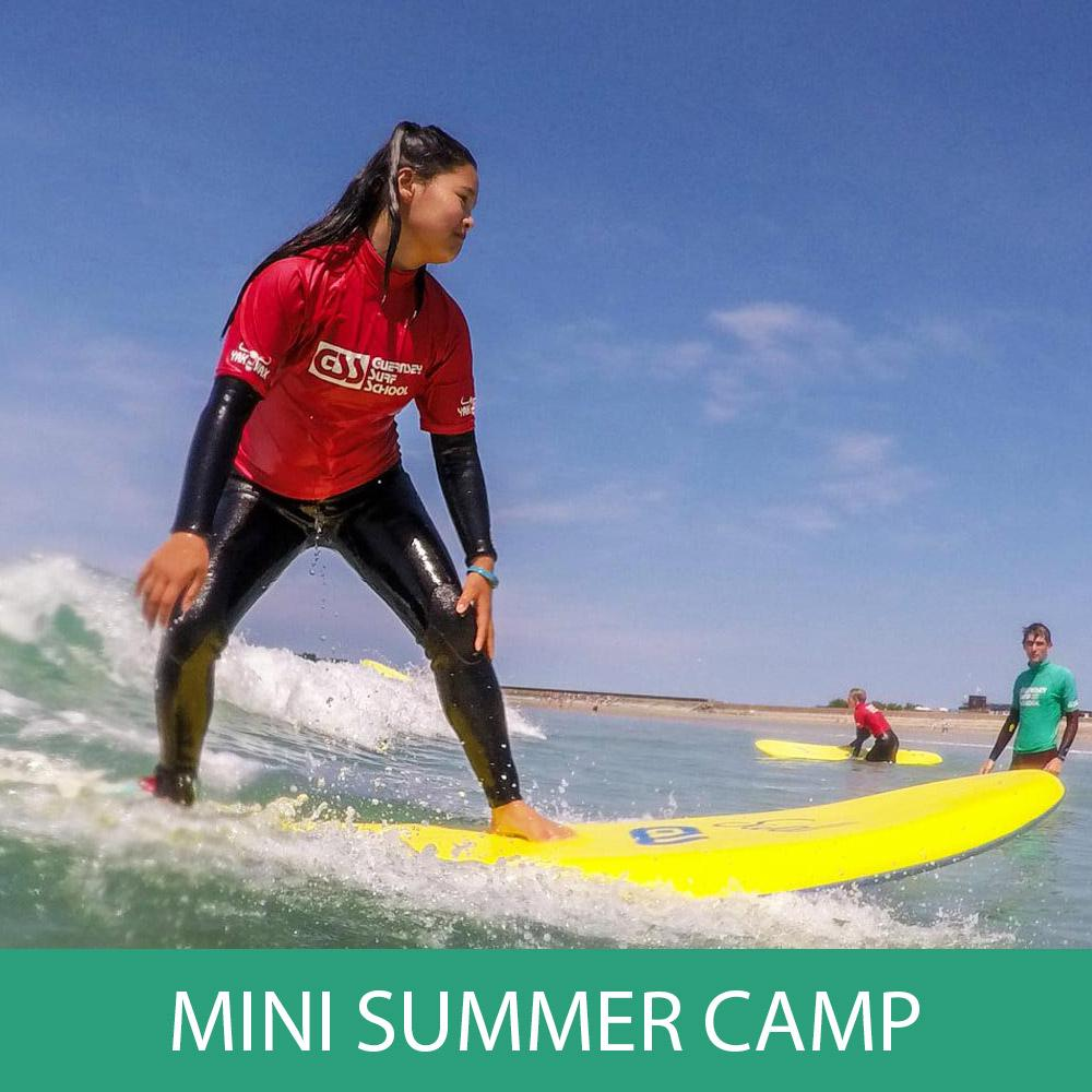 Lesson - Mini Summer Camp Booking - - Lesson Booking