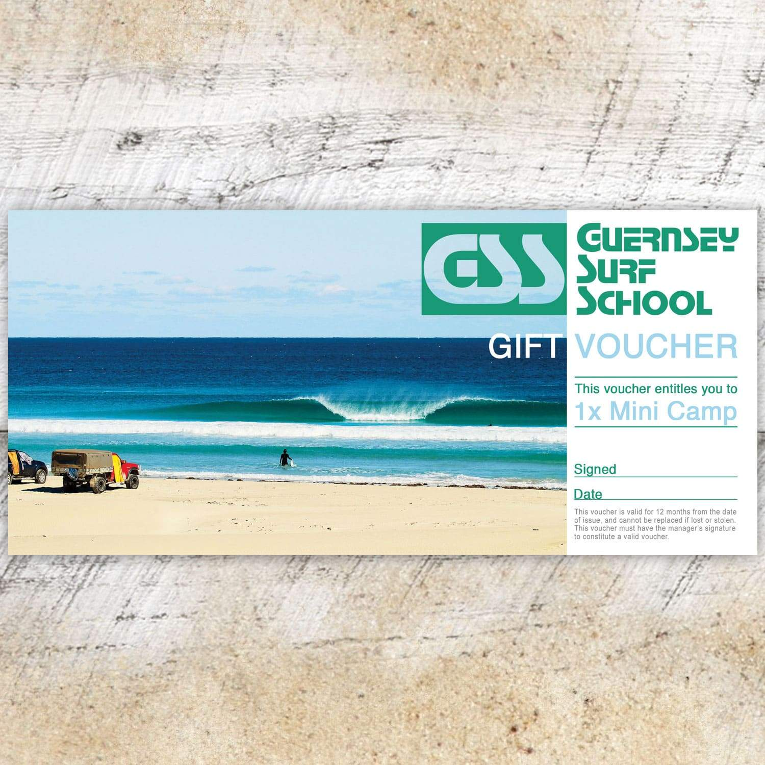 Gift Voucher - Mini Summer Camp