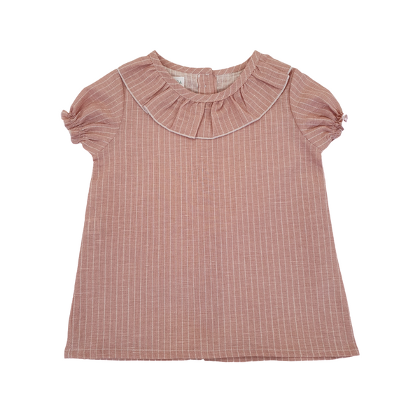 Outlet - Blusa Lucy Raya Rosa