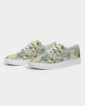 Jo's Bouquet Women's Lace Up Canvas Shoe