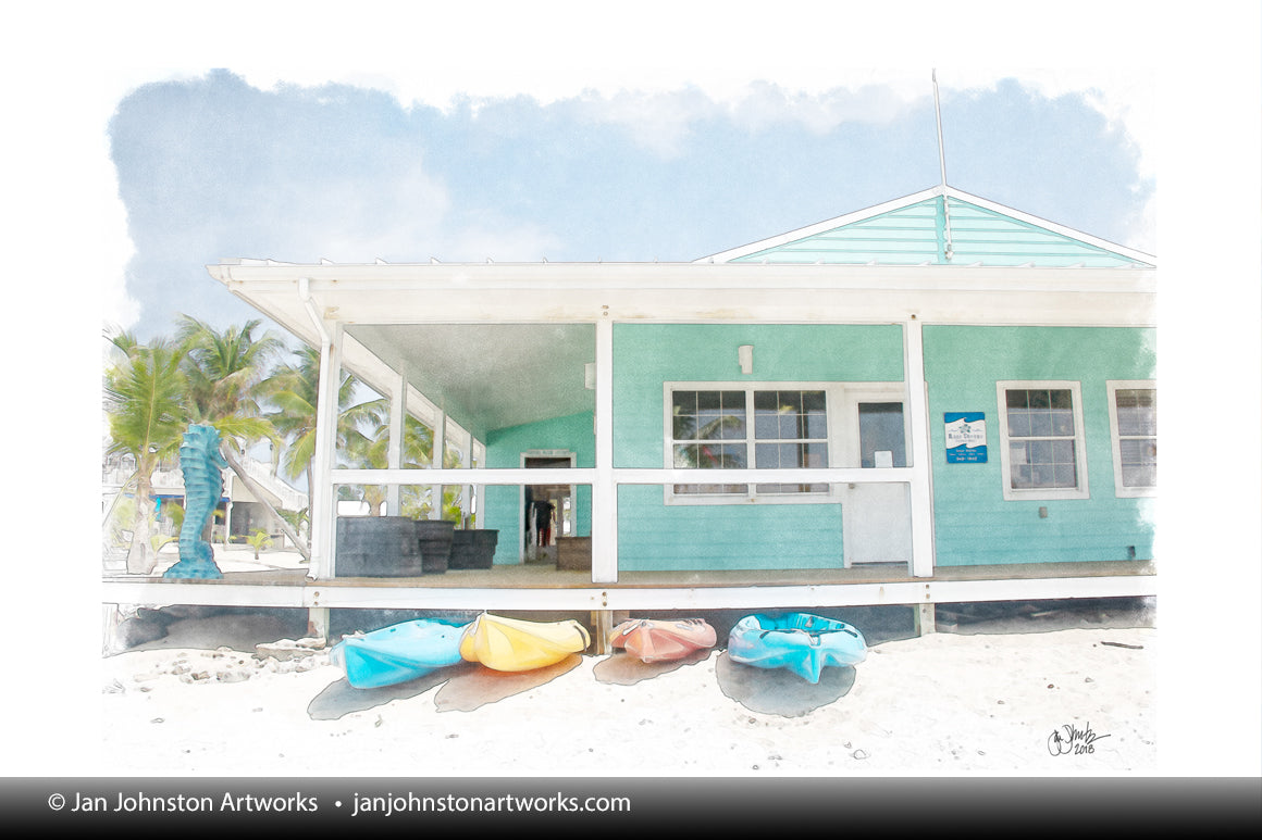 Cayman Brac Dive Shop