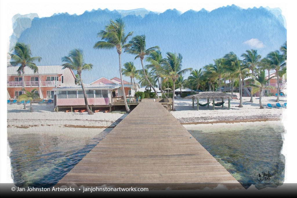 Done with Diving - Little Cayman