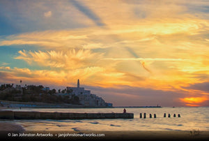 Jaffa Sunset - Israel