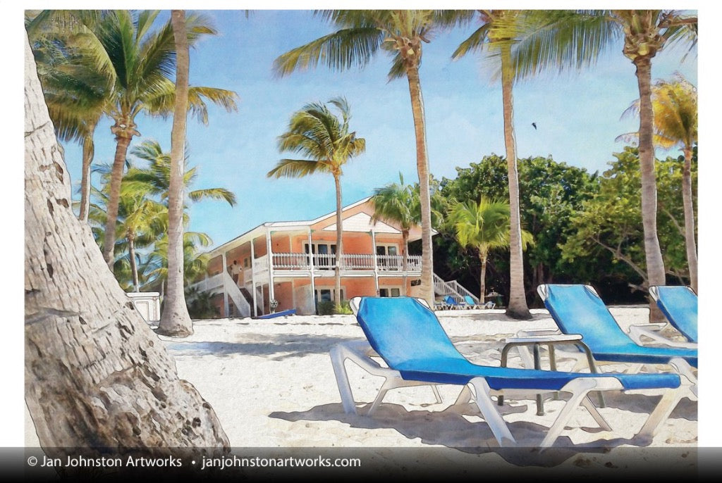 Little Cayman Beach Chairs