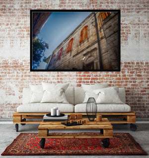 Jerusalem Upper Windows Print