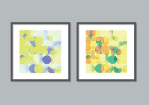 Farmers Circles Print Collection