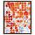 Orange Terra Firma Framed Canvas Wraps