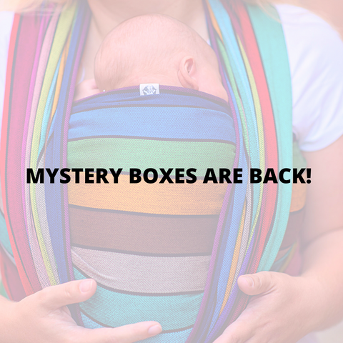 Mystery Boxes are Back!