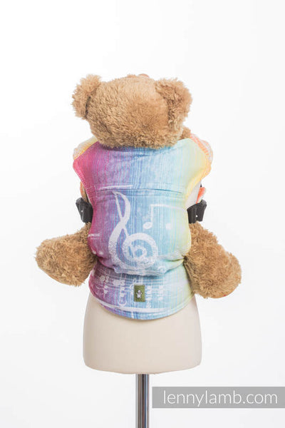 Doll Carrier Symphony Rainbow Light
