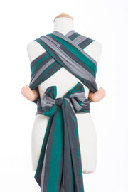 Wrap Tai Toddler, Smoky - Mint