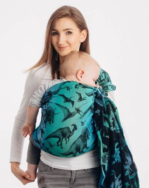 Ring Sling, Jurassic Park, gathered