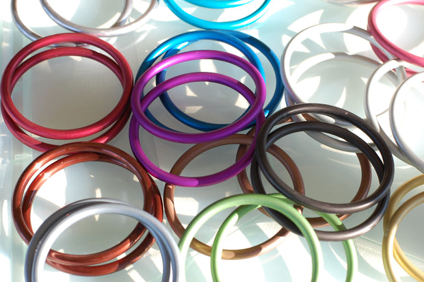 selection of sling rings