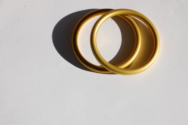 small Gold sling rings