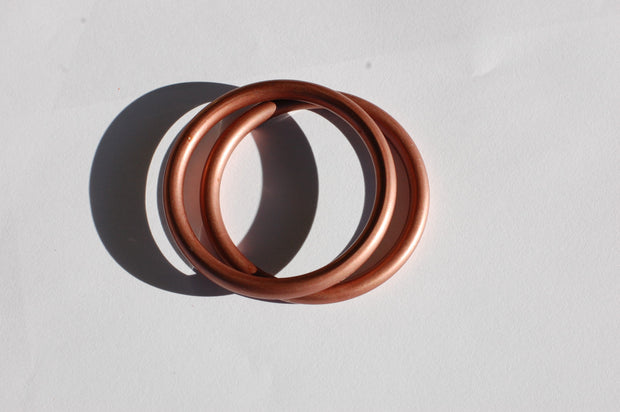 small bronze sling rings