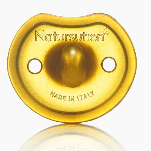 Natursutten rubber Butterfly pacifier. Made in Italy.