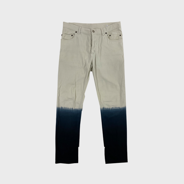 Ann Demeulemeester Ombre Jeans