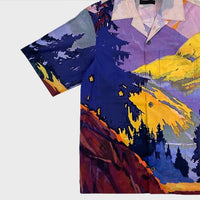 Prada SS2017 Watercolour Shirt