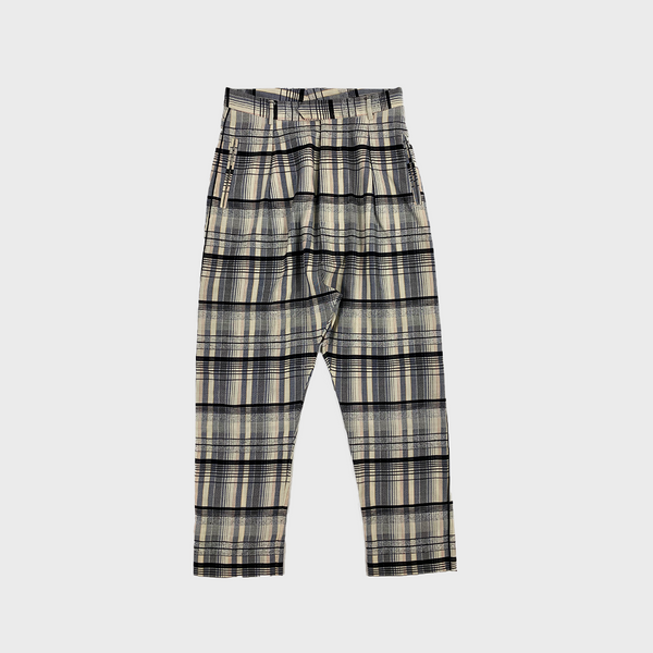 Vivienne Westwood Lurex Check Trousers