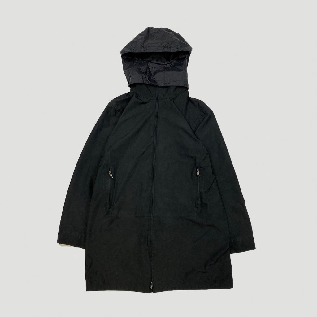 Prada Sport Gore-Tex Hooded Coat