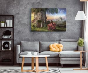 An Enchanted World - Canvas Print