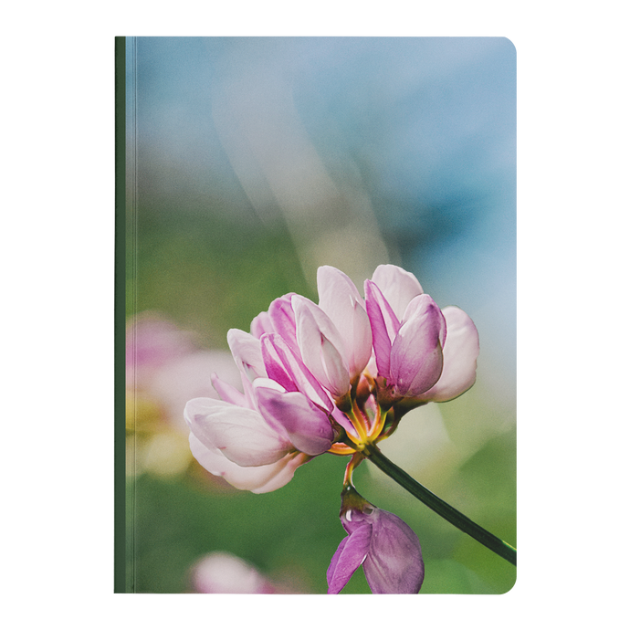 Spring Flower - Paperback Notebook