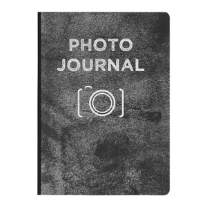 Photo Journal - Paperback Notebook