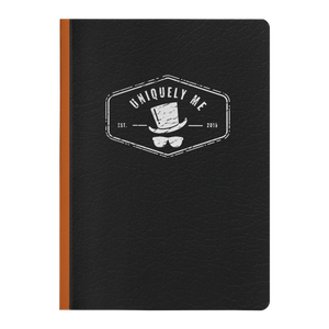 Uniquely Me Top Hat - Paperback Notebook
