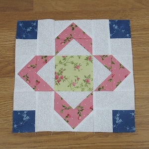 How to Sew an Aunt Sukey's Choice Quilt Block