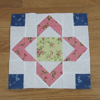 Aunt Sukey's Choice Quilt Block