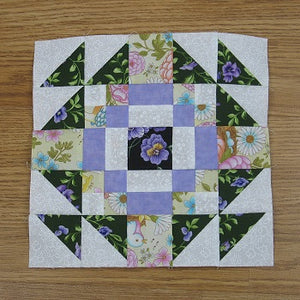 Free Pattern – China Doll Quilt Block