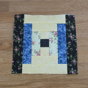 How to Sew a Courthouse Steps Quilt Block