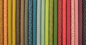 Kim Diehl Esther's Heirloom Shirtings Fabrics and Kit are now Available!