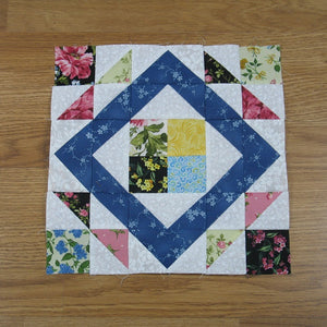 How to Sew a Garden Path Quilt Block