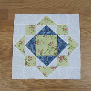 How to Sew a Mrs. Bryan's Choice Quilt Block