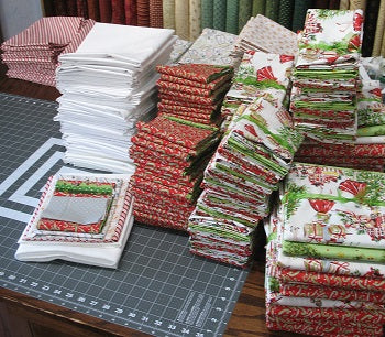 Last Call!  Patchwork Parcel's October Kits and Bundles are Shipping on Monday!