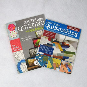 Two of the Best Quilting Books for Beginners