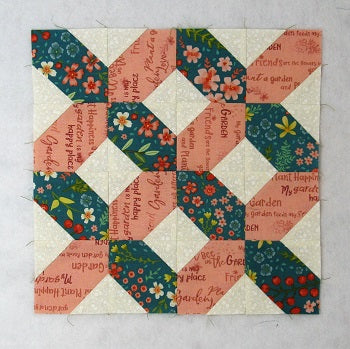 Road to Tennessee Quilt Block Tutorial
